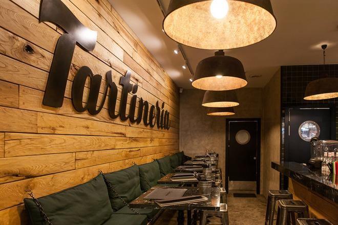 Французское Кафе Tartineria фото