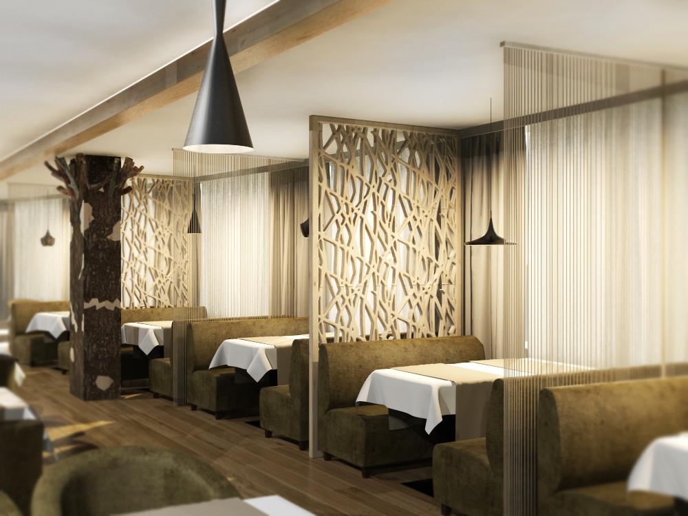 Ресторан Forest Grill n Roll Bar фото