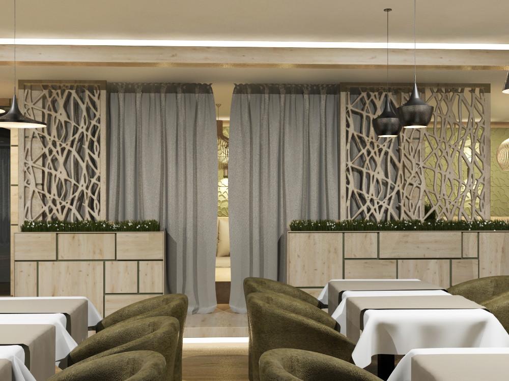 Ресторан Forest Grill n Roll Bar фото 2