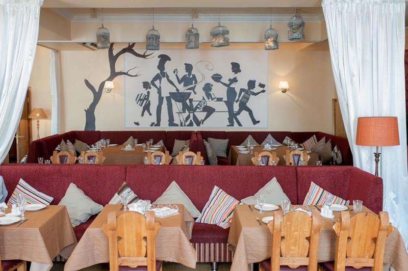 Ресторан Чайхана Чайхауз в Чертаново фото 5