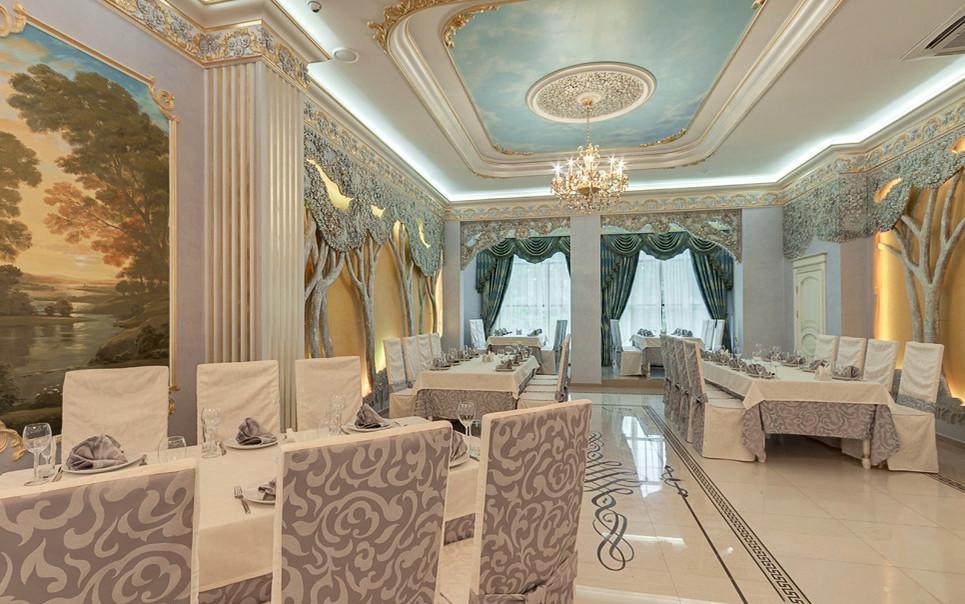 Кафе Золотая Роща фото 10