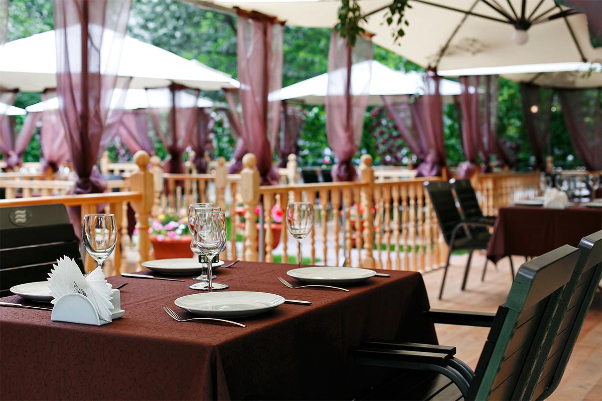 Кафе Золотая Роща фото 3