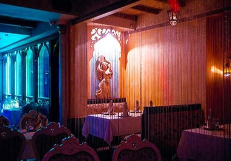 Кавказский Ресторан Тысяча одна ночь фото 8