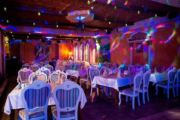 Кавказский Ресторан Тысяча одна ночь фото 4