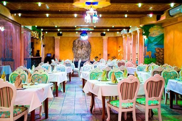 Кавказский Ресторан Тысяча одна ночь фото