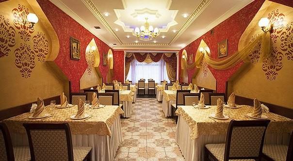 Кавказский Ресторан Тысяча одна ночь фото 10