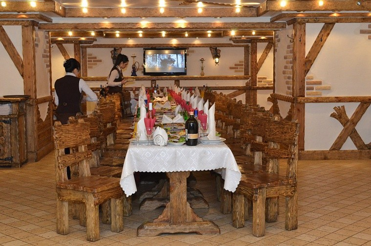 Азербайджанский Ресторан Бакинский Уют фото 2