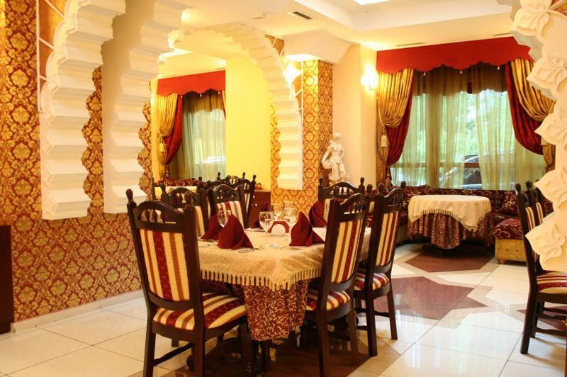 Азербайджанский Ресторан Бакинский Уют фото 1
