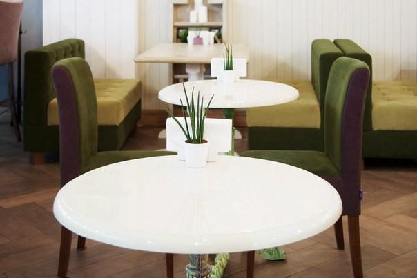 Кафе Зелень фото