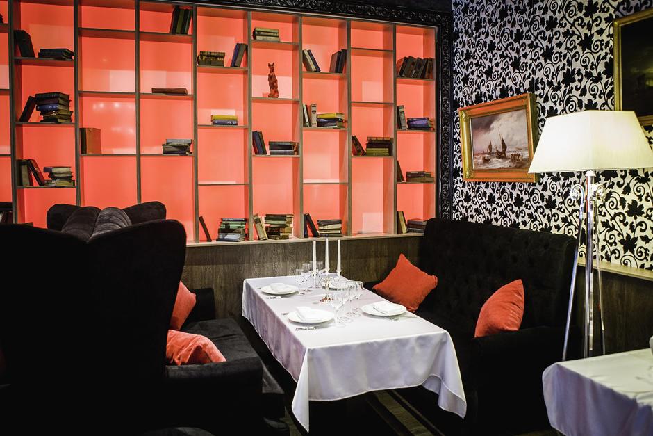 Ресторан Настроение фото 23
