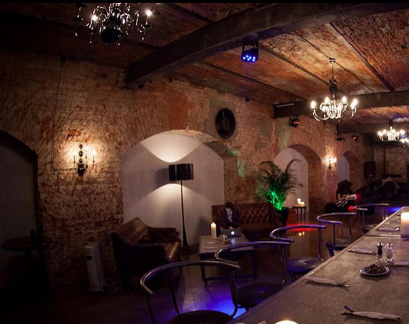 Ресторан Deep Space фото 14