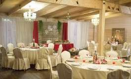 Ресторан в гостинице Внуково-Картмазово фото 1