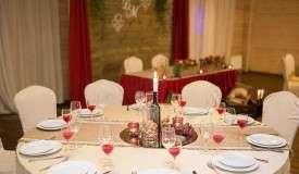 Ресторан в гостинице Внуково-Картмазово фото 3
