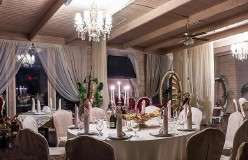 Ресторан в гостинице Внуково-Картмазово фото 4