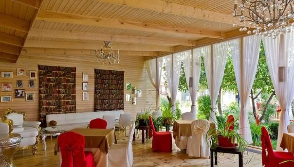 Ресторан в гостинице Внуково-Картмазово фото 7