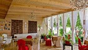 Ресторан в гостинице Внуково-Картмазово фото 6