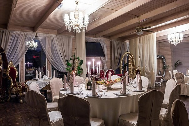 Ресторан в гостинице Внуково-Картмазово фото 8