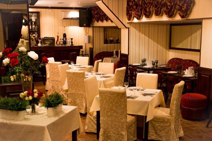 Ресторан Ковчег на Войковской фото 6