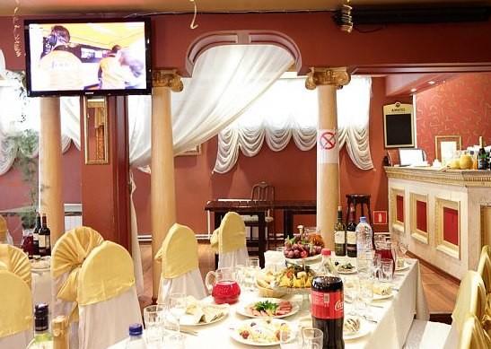 Азербайджанский Ресторан Suzanna на Пушкинской фото 8