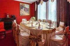 Ресторан в гостинице Marian Hall фото 8