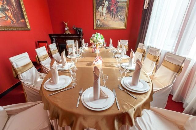 Ресторан в гостинице Marian Hall фото 6