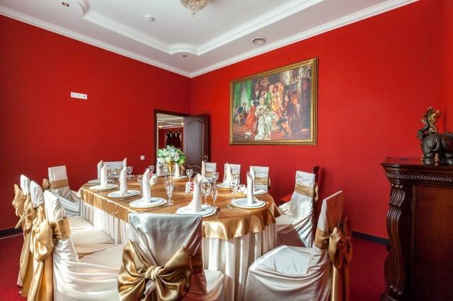 Ресторан в гостинице Marian Hall фото 5