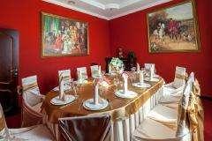 Ресторан в гостинице Marian Hall фото 4