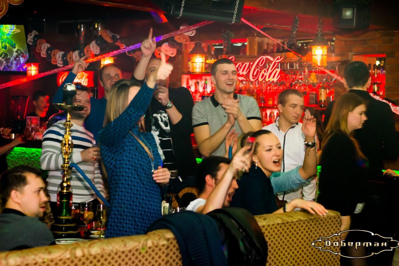 Клуб Доберман на Площади Ильича фото 13