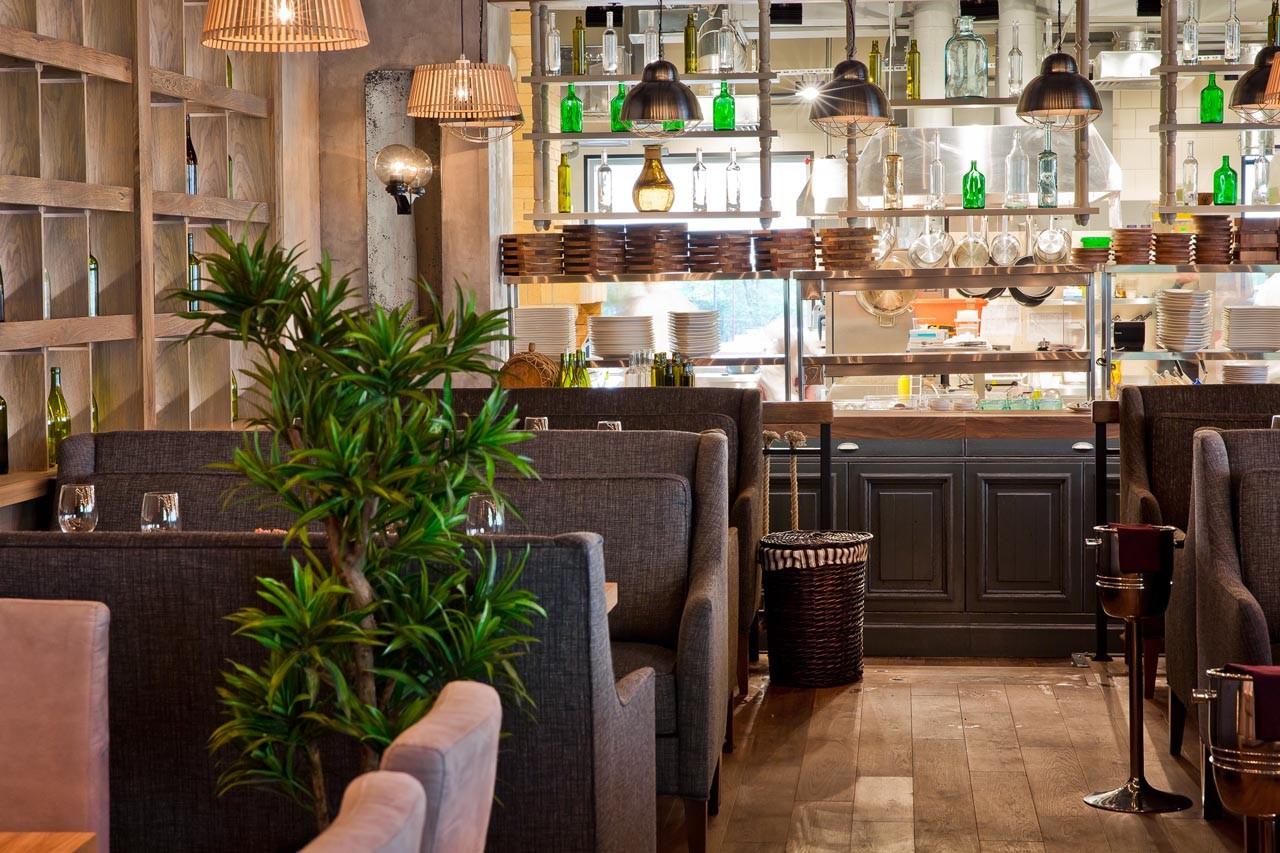 Ресторан Кин Дза Дза на Мичуринском проспекте (Кинза-Дза) фото 1