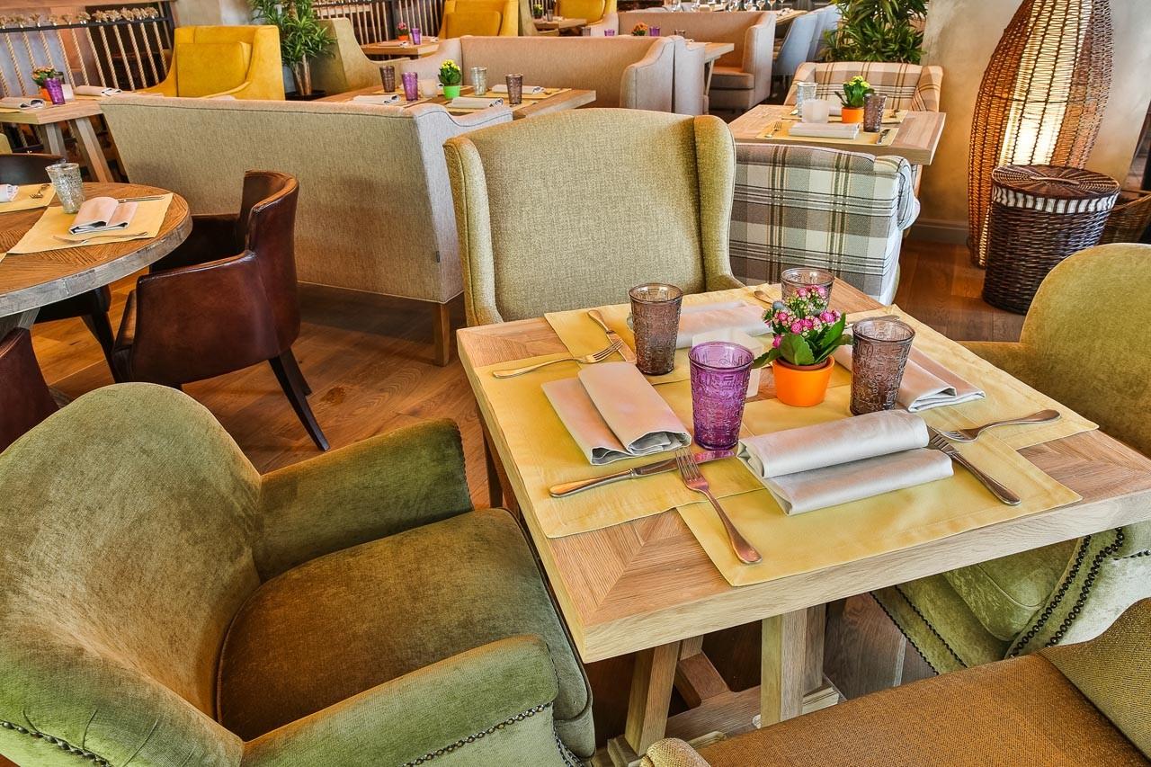 Ресторан Кин Дза Дза на Мичуринском проспекте (Кинза-Дза) фото 10