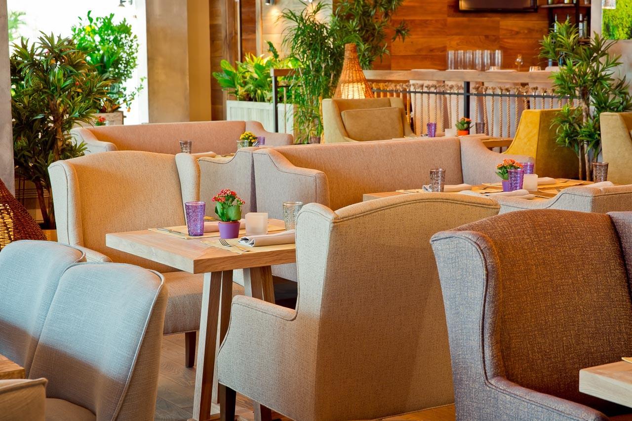 Ресторан Кин Дза Дза на Мичуринском проспекте (Кинза-Дза) фото 20