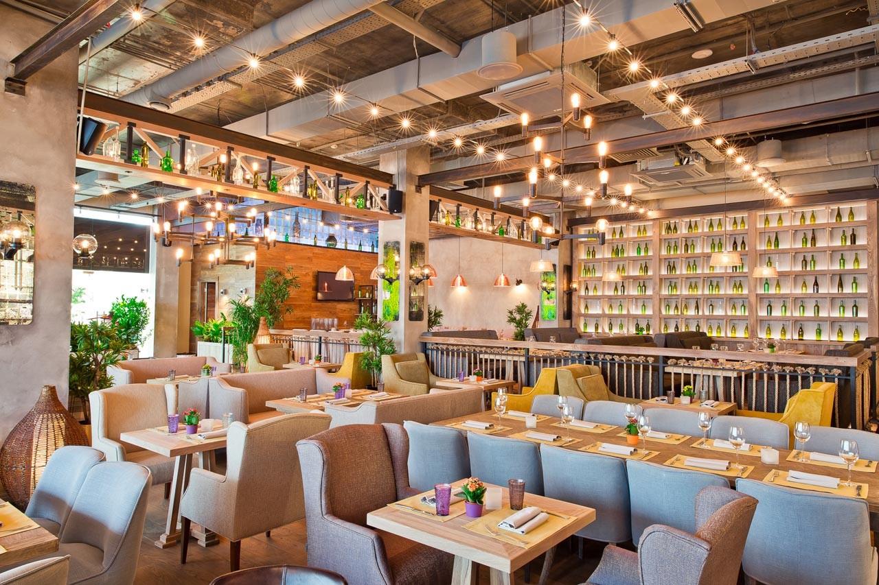 Ресторан Кин Дза Дза на Мичуринском проспекте (Кинза-Дза) фото 15