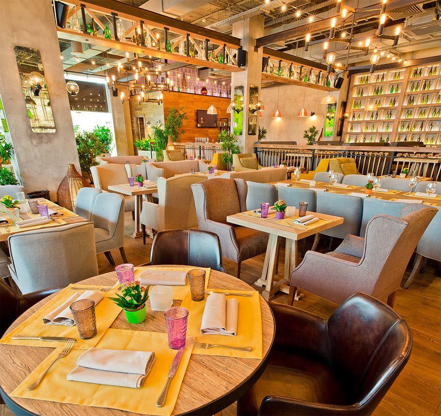 Ресторан Кин Дза Дза на Мичуринском проспекте (Кинза-Дза) фото 22