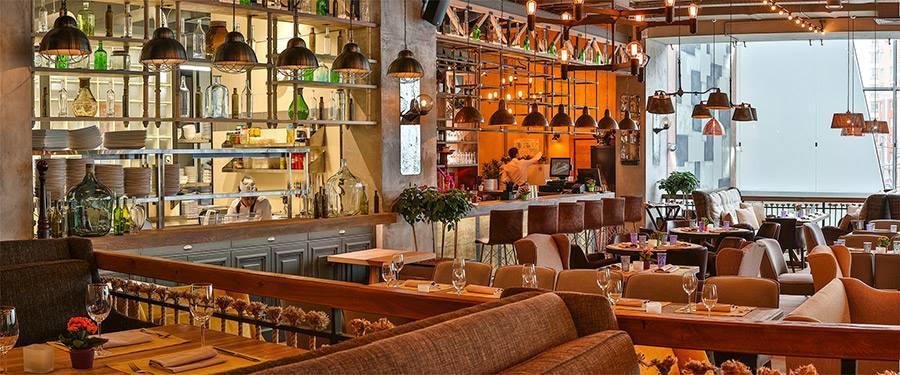 Ресторан Кин Дза Дза на Мичуринском проспекте (Кинза-Дза) фото 33