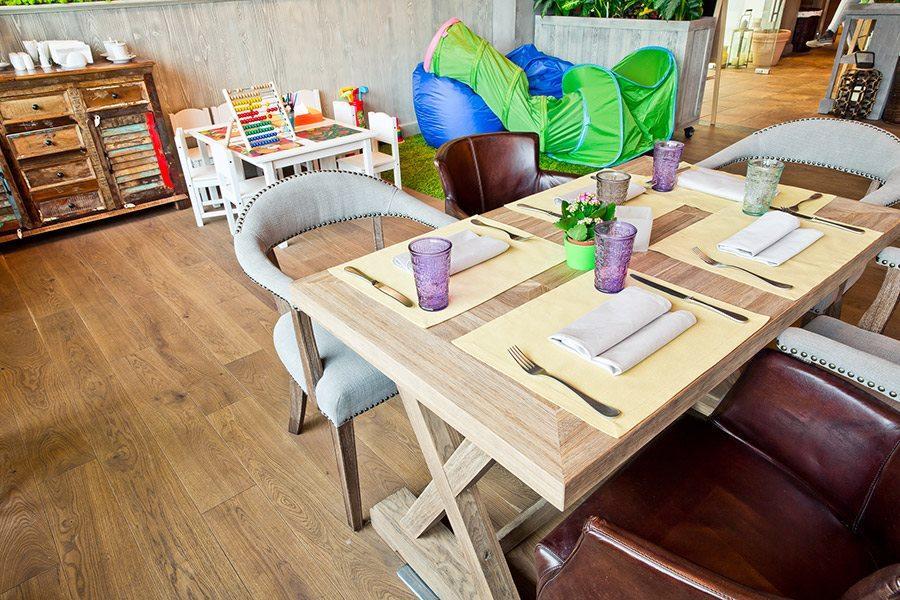 Ресторан Кин Дза Дза на Мичуринском проспекте (Кинза-Дза) фото 23