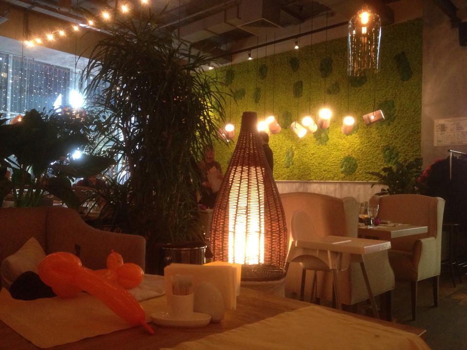 Ресторан Кин Дза Дза на Мичуринском проспекте (Кинза-Дза) фото 24