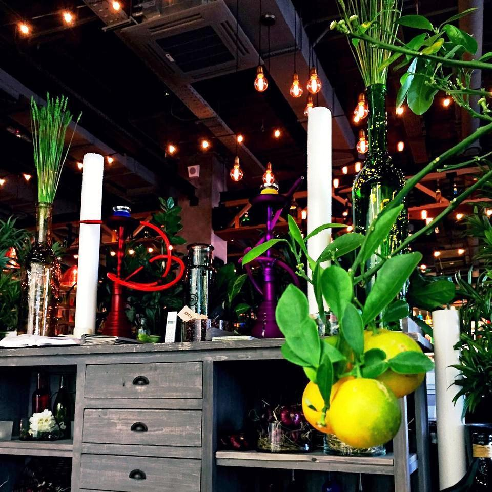 Ресторан Кин Дза Дза на Мичуринском проспекте (Кинза-Дза) фото 28