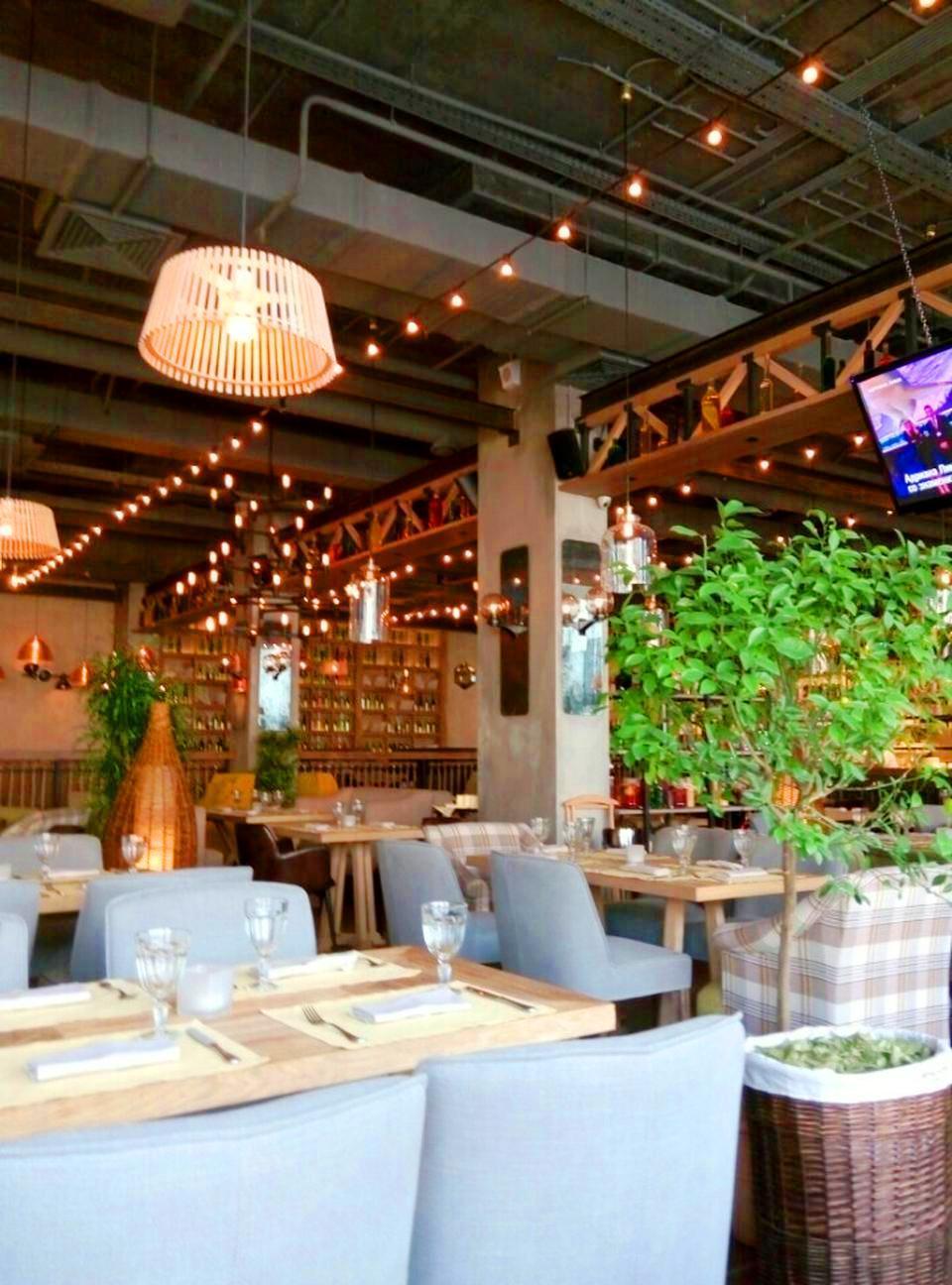 Ресторан Кин Дза Дза на Мичуринском проспекте (Кинза-Дза) фото 18