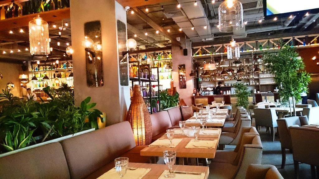 Ресторан Кин Дза Дза на Мичуринском проспекте (Кинза-Дза) фото 14