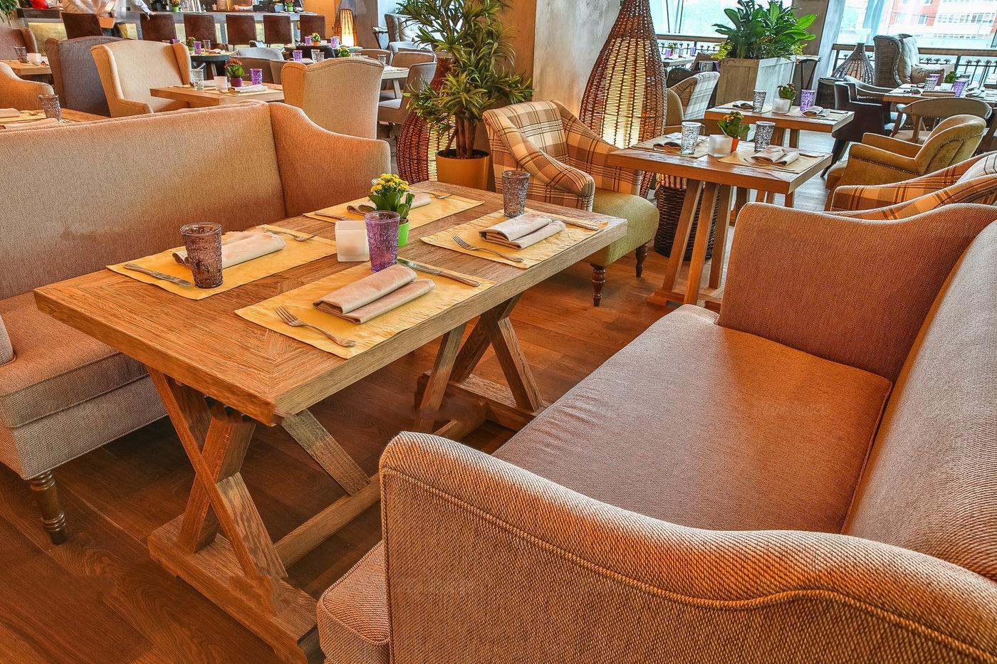 Ресторан Кин Дза Дза на Мичуринском проспекте (Кинза-Дза) фото 12