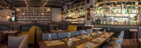 Ресторан Кин Дза Дза на Мичуринском проспекте (Кинза-Дза) фото 8