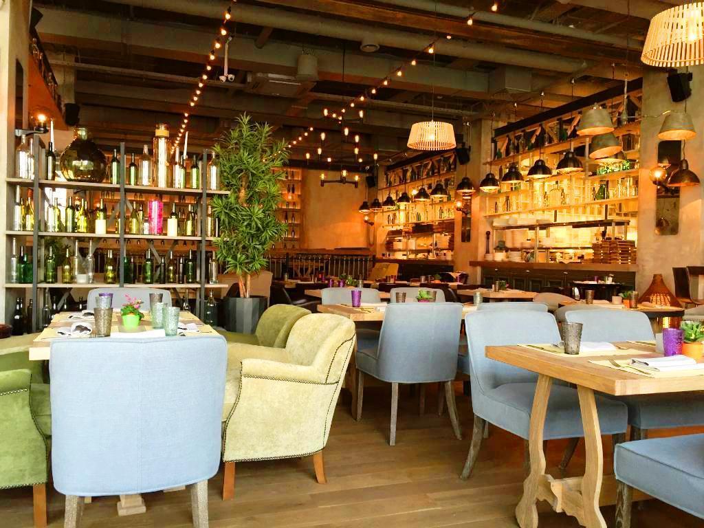 Ресторан Кин Дза Дза на Мичуринском проспекте (Кинза-Дза) фото 9