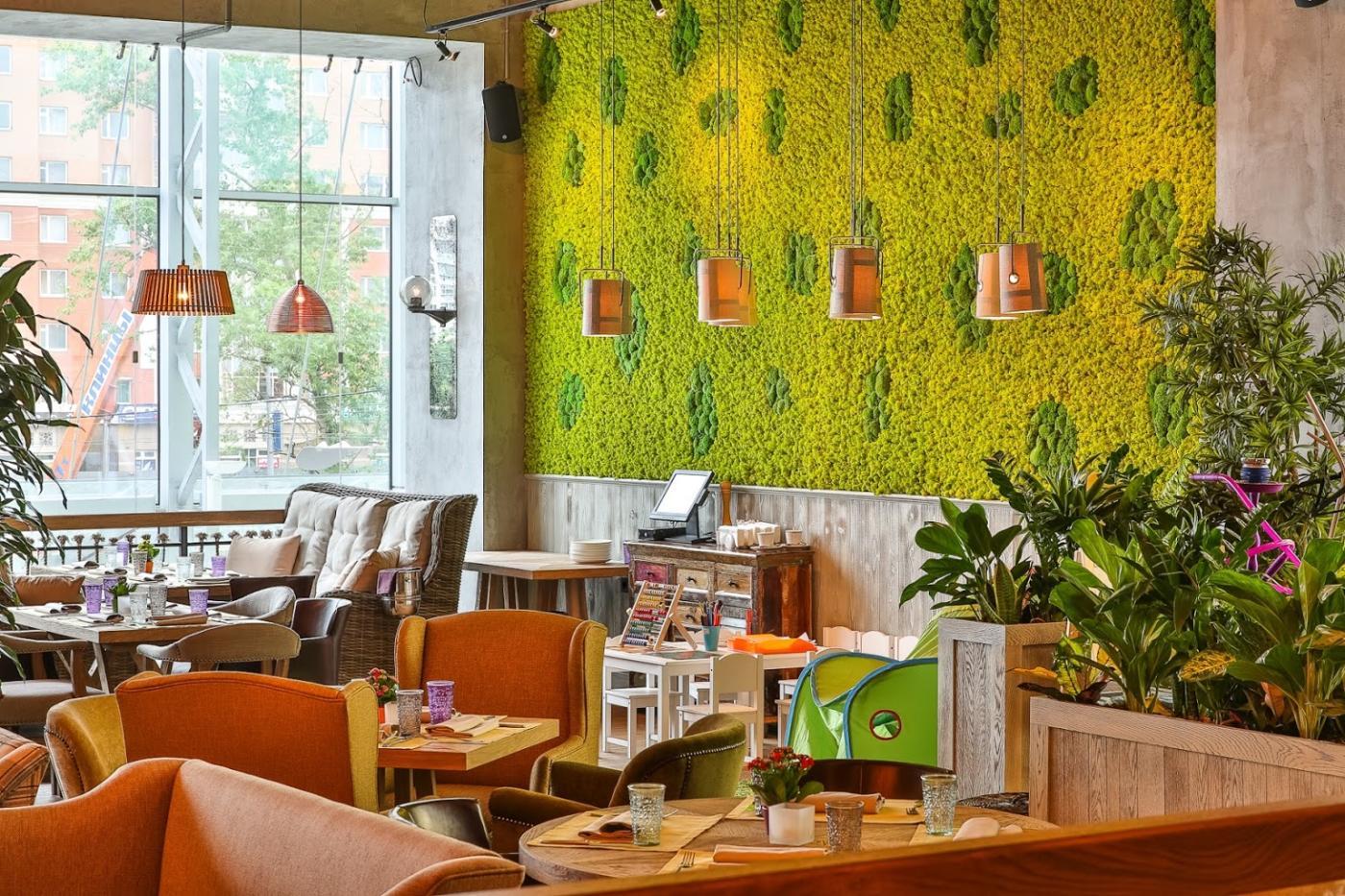 Ресторан Кин Дза Дза на Мичуринском проспекте (Кинза-Дза) фото