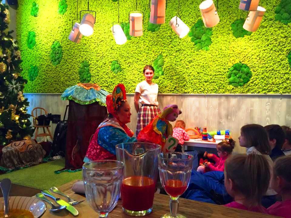 Ресторан Кин Дза Дза на Мичуринском проспекте (Кинза-Дза) фото 36