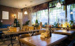 Средиземноморский Ресторан Terra & Mare Rome Barcelona (Терра Маре Рома Барселона) фото 27