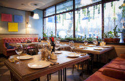 Средиземноморский Ресторан Terra & Mare Rome Barcelona (Терра Маре Рома Барселона) фото 28
