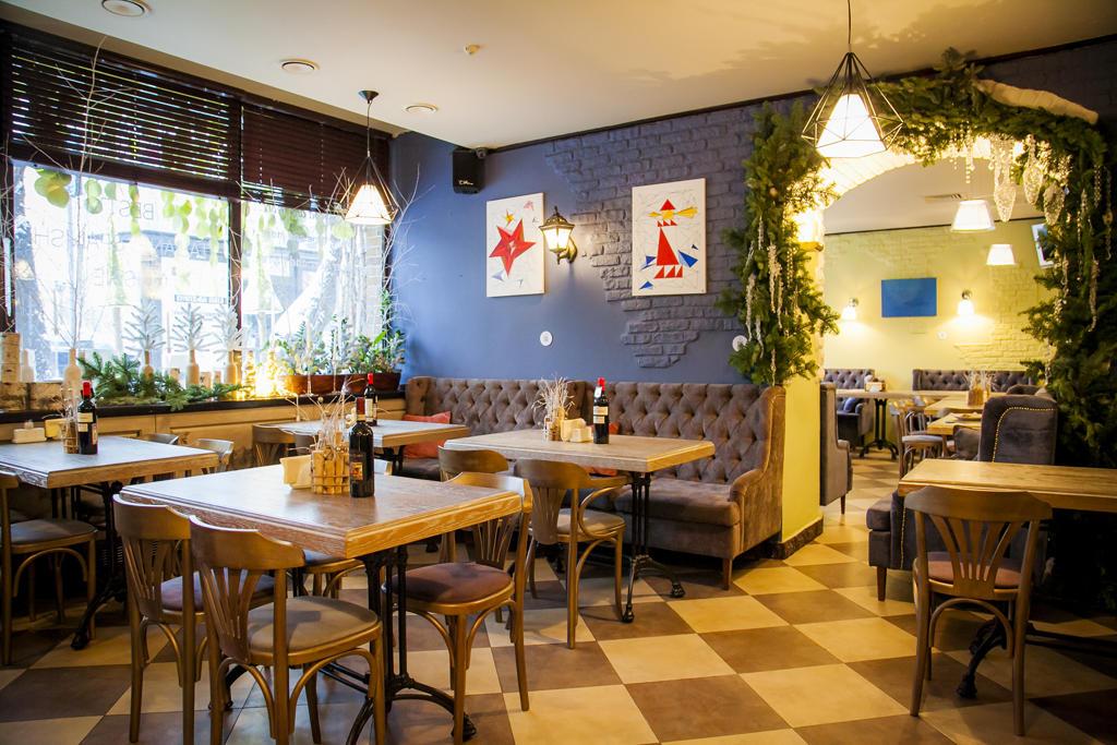 Средиземноморский Ресторан Terra & Mare Rome Barcelona (Терра Маре Рома Барселона) фото 9