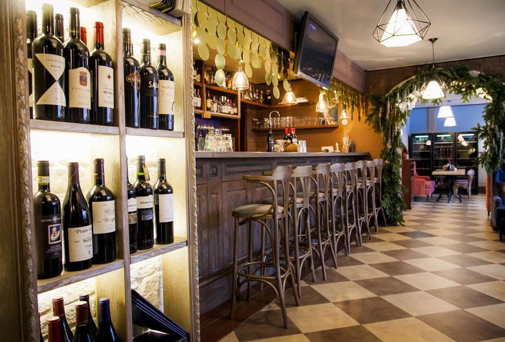 Средиземноморский Ресторан Terra & Mare Rome Barcelona (Терра Маре Рома Барселона) фото 13