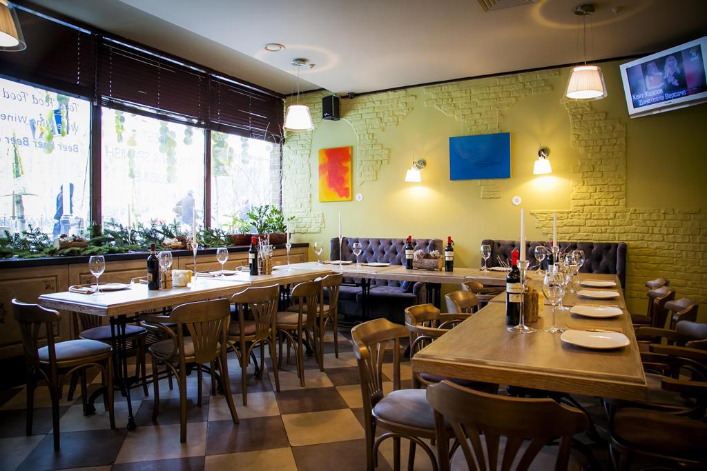 Средиземноморский Ресторан Terra & Mare Rome Barcelona (Терра Маре Рома Барселона) фото 29