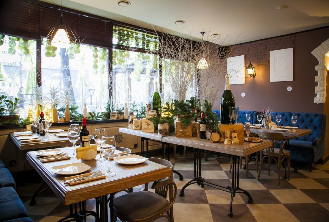 Средиземноморский Ресторан Terra & Mare Rome Barcelona (Терра Маре Рома Барселона) фото 30